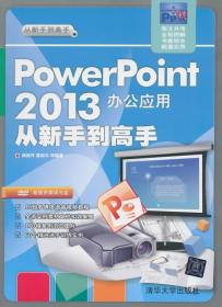 从新手到高手:PowerPoint2013办公应用