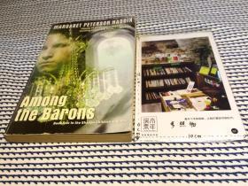 英文原版 among the Barons  【存于溪木素年书店】