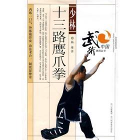 中国武术绝招丛书:少林十三路鹰爪拳