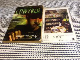 英文原版  Crvise Control  【存于溪木素年书店】