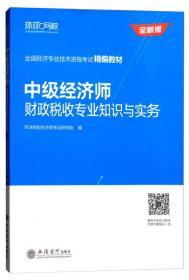 财政税收专业知识与实务(中级)