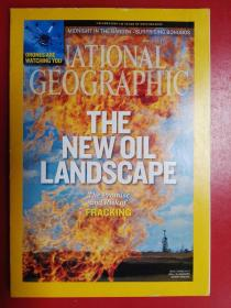NATIONAL GEOGRAPHIC, MARCH 2013