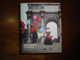 "AVEDON""S FRANCE    OLD WORLD NEW LOOK"