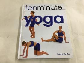 tenminute yoga
