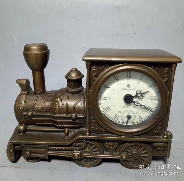 西洋火车表