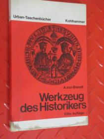 Werkzeug  des  Historikers  详见图片