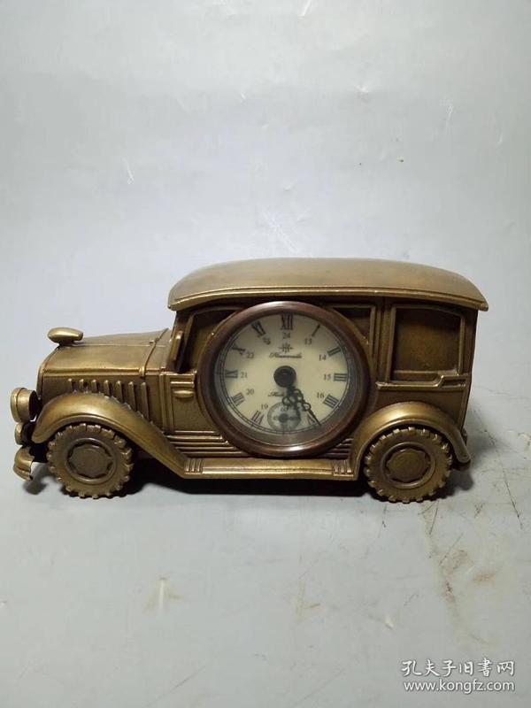 西洋老汽车表