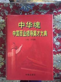中华魂.中国百业领导英才大典 第2卷