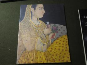 《PAINTINGS FROM THE ROYAL COURTS OF INDIA》