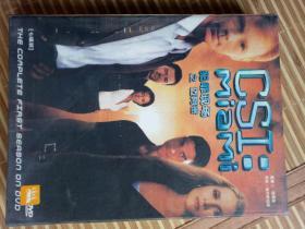 犯罪现场之迈阿密DVD(7碟装)