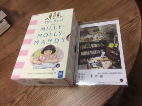 4本带盒:英文原版   Milly - Molly - Mandy s adventures  【 存于溪木素年书店】