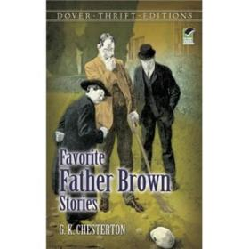 Favorite Father Brown Stories[神父神探]