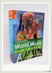 世界音乐 The Rough Guide to World Music:Europe,Asia and Pacific