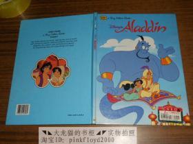 Disneys Aladdin (16开精装本)