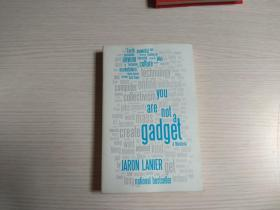 You Are Not A Gadget: A Manifesto英文原版