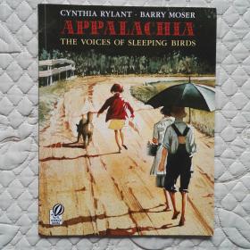 Appalachia: The Voices of Sleeping Birds 英文原版