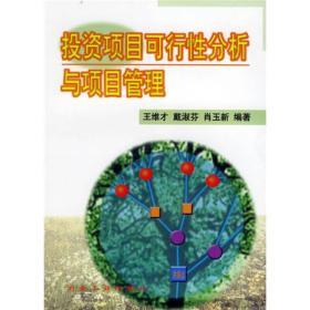 投资项目可行性分析与项目管理