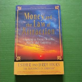 MONEY,AND THE LAW OF ATTRACTION (16开,附光盘一张)见图