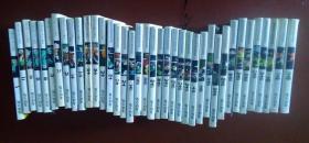 DRAGON BALL 龙珠全集 (1——42完结,缺七、十、十四、二十,共38册合售,包邮)