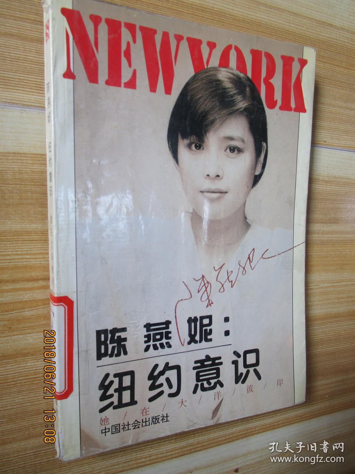 陈燕妮:纽约意识:她在大洋彼岸