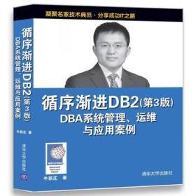 循序渐进DB2 DBA系统管理、运维与应用案例(第3版)