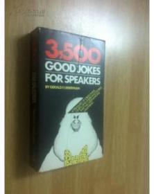 3,500GOOD JOKES FOR SPEAKERS