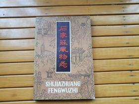 石家庄风物志(着重介绍了石家庄悠久的历史文化,璀璨的名胜古迹,众多的历史名人、革命英烈,动人的历史事件,丰富的土特名产……)