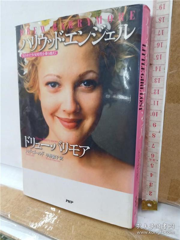 ハリウツド・エンジエル       32开日文翻译类精装小说      日文原版
