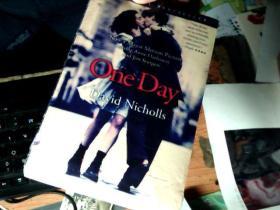 One Day David Nicholls  未拆封          7B