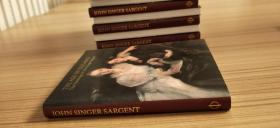 The Age of Elegance: The Paintings of John Singer Sargent (Miniature Editions)