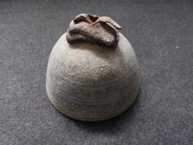 【民国,铜铃铛】直径8厘米