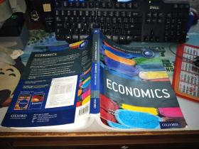 SECOND EDITION ECONOMICS COURSE COMPANION 【Jocelyn Blink Lan Dorton】附带光盘 外文原版书,书脊下角破了一点