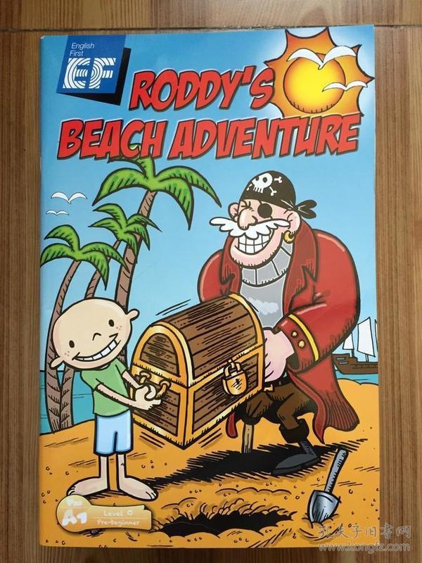 EF RODDYS BEACH ADVENTURE