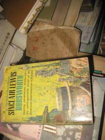 Dodsworth by Sinclair Lewis 刘易斯 著 多兹沃思 英文原版