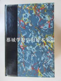 皮裝/烫金书脊/插图版(KNIGHT KAUFFER)《爱伦坡诗歌与短篇小说全集》上下冊全 The Complete Poems and Stories of Edgar Allan Poe with Selections from his critical writings