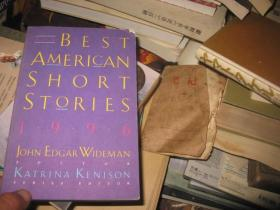 THE BEST AMERICAN SHORT STORIES  1996