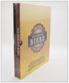 Das Buch der Biere 啤酒大百科 德语版德文原版 两本一套盒装