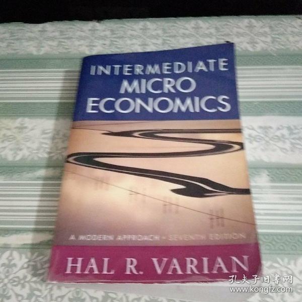 INTERMEDIATE MICRO economics, 微观经济学[内有字迹划线】复印件 但是很清楚