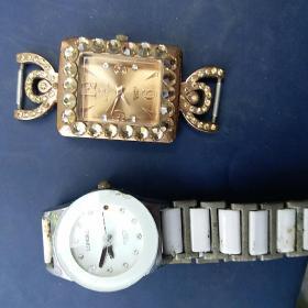 手表 两块 实物实拍