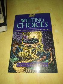 writing choices shaping contexts for critical readers