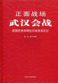 正面战场:武汉会战