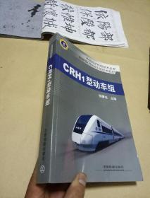 中国高速铁路技术丛书·和谐号CRH动车组技术系列:CRH1型动车组 《库存书》非馆藏