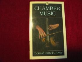 Chamber Music: Essays in Musical Analysis