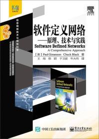 软件定义网络 原理、技术与实践