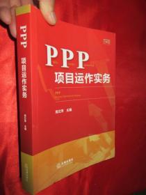 PPP项目运作实务        【小16开】