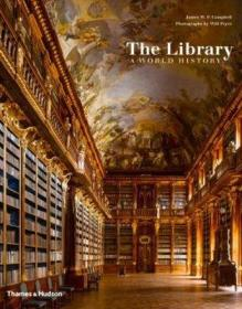 图书馆建筑历史 The Library: A World History 英文原版