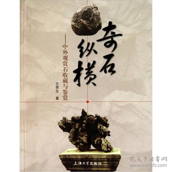 奇石纵横:中外观赏石收藏与鉴赏