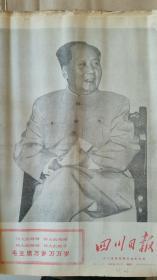 四川日报合订本1969年1月(如果要100本以上的按半价出售,可以议价)