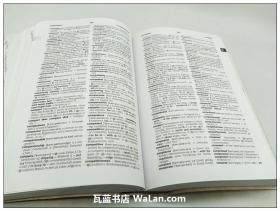 巴伦西德语英语双语字典辞典词典 Barron's German-English Dictionary: Worterbuch Deutsch-Englisch