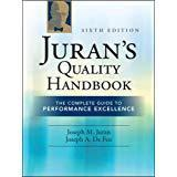 Jurans Quality Handbook: The Complete Guide to Performance Excellence, 6th Edition ( 美国工程经典参考)